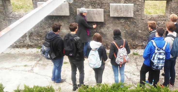 Themenbild Begleitungen KZ-Außenlager