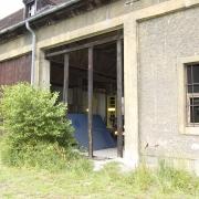ehem. Garage vom Nibelungenwerk