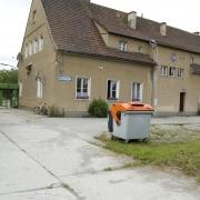 ehem. Verwaltungsgebäude Nibelungenwerk
