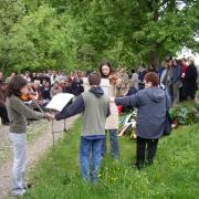 Gedenkfeier in Eisenreichdornach