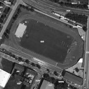 Katasterplan 1:1.000, Phönix-Sportplatz; Grundstück 152/1