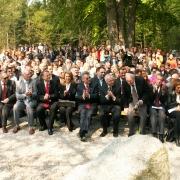 Gedenkfeier in Wels
