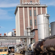 Rayon factory today - Lenzing AG