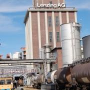 Zellwollefabrik heute - Lenzing AG