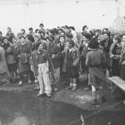 Befreite Frauen am 5. Mai 1945