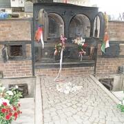 Crematorium oven