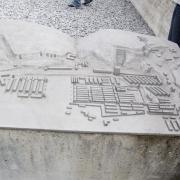 3D-Modell des KZ-Gusen