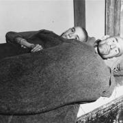 Befreite Häftlinge, 12.Mai 1945