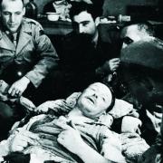 Interrogation KZ Mauthausen Commander Franz Ziereis in Gusen I, May 1945