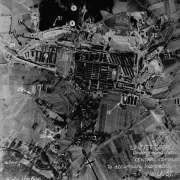Aerial photograph: 1943-1945