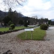 Gelände - Memorial Ebensee