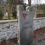 Gedenkstein - Memorial Ebensee