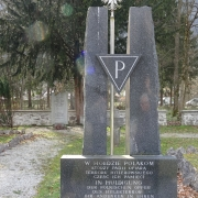 Memorial stone in Ebensee