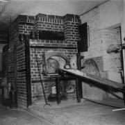 KZ-Ebensee: Krematorium, Mai 1945