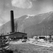 KZ-Ebensee: Krematorium