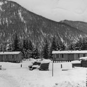 KZ-ebensee: LAgeraufbau, Winter 1943-44