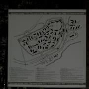 Hinweistafel Memorial Ebensee
