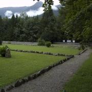 Gelände Memorial Ebensee
