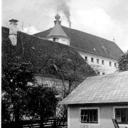 Hartheim Castle - Crematorium smoke