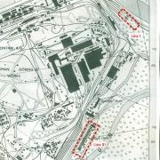 AL‐Linz I&III Plan der amerikanischen Befreier 1945