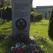 Gedenkstein/Memorial 5 - Linz III