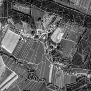 Katasterplan 1:5.000 KZ-Außenlager Wagna/Leibnitz