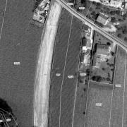 Katasterplan 1:1.000; ehem. Lagergelände großteils Grundstücke 256/6, 222/4 und 223