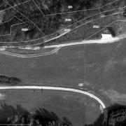 Katasterplan 1:1.000, ehem. KZ-Lagergelände Grundstück 45/1