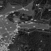 Katasterplan 1:5.000, ehem. KZ-Lagergelände Grundstück 45/1