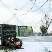 CC Saurer Werke - Memorial stone