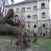 Schloss Lind - Außenansicht