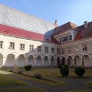 St. Lambrecht - Stiftshof