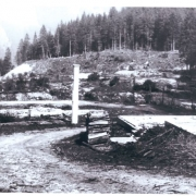 Zustand des Lagers 1947