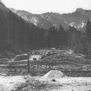 Geräumtes Lager 1947