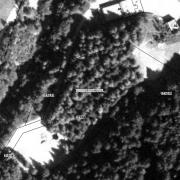 Katasterübersicht 1:1.000 mit GPS-Daten