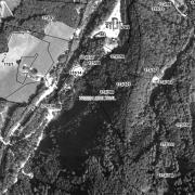 Katasterübersicht 1:5.000 mit GPS-Daten