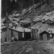 Tunnelbaustelle