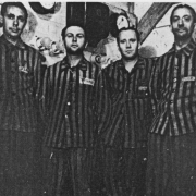 Moreau, Noury, Ménard, Becquer am 23 November 1943 (von links nach rechts)