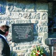 Denkmalenthüllung 2007