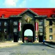 Entrance to the Fasangartenkaserne