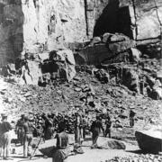 Steinbruch KZ Mauthausen