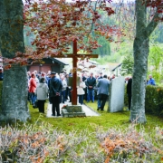 Gedenkstätte St. Aegyd- Friedhof