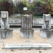 Dr. Josef Sora - Denkmal