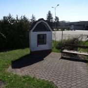 Gedenkstätte in der Industriestraße