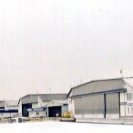 ehem. Hangars Heinkelwerke