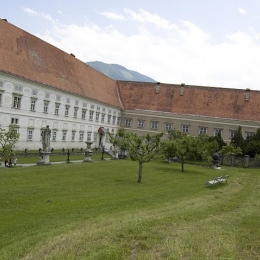 St. Lambrecht Stift Court